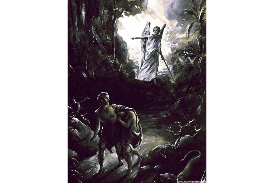 INguyên Tội: Theo Trình Thuật Về Vườn Ê-Đen (St 2:4b - 3:24) - (4)